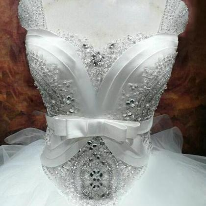 Wedding Dress, Luxurious Wedding Dr..