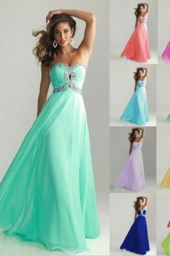 Hot Sale Prom Dresses, Beading Dresses, Sweetheart Prom Dresses, Floor-Length Prom Dresses, Cheap Prom Dresses, Party Dresses, Custom Dresses
